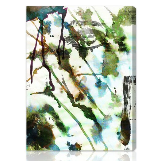 Oliver Gal Oliver Gal Musk Painting Print on Wrapped Canvas