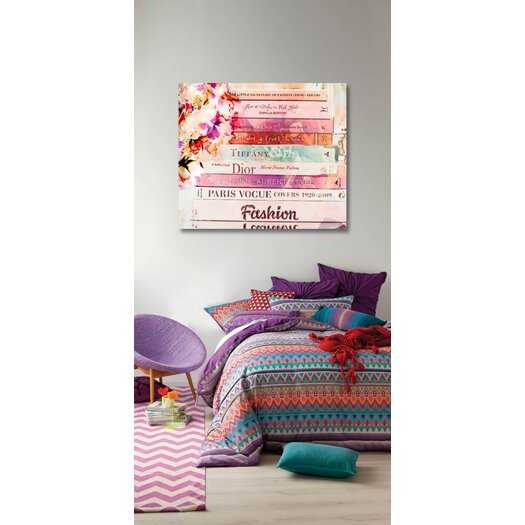 Oliver Gal Oliver Gal Romantica Spring Graphic Art on Canvas