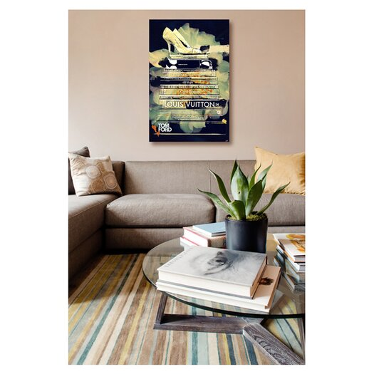 Oliver Gal Oliver Gal Clear Thoughts Graphic Art on Canvas