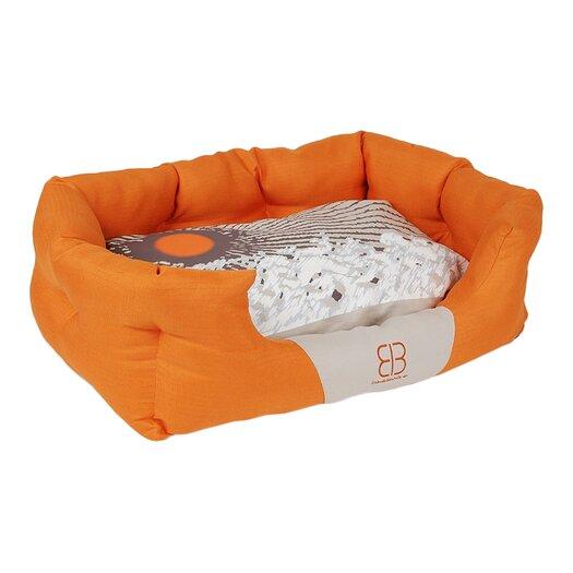 PetEgo Sun Blossoms Bolster Dog Bed