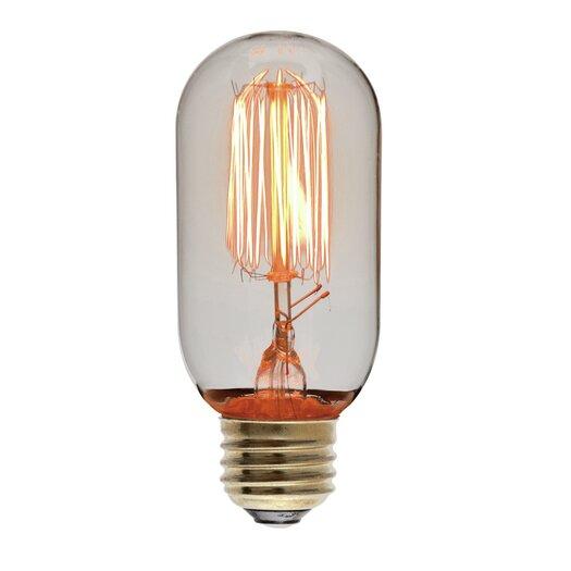 nuevo 40w 130 volt incandescent light bulb allmodern. Black Bedroom Furniture Sets. Home Design Ideas