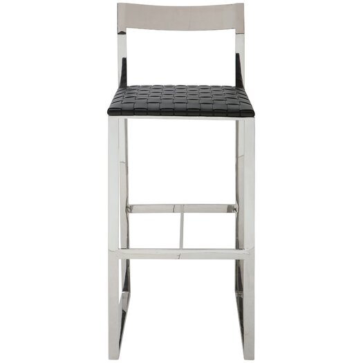 Camille Bar Stool with Cushion