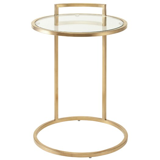 Lily End Table