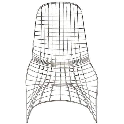 Swerve Side Chair