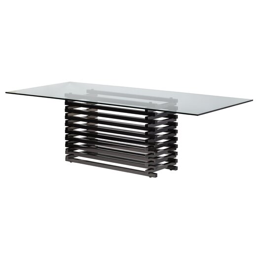 Stacked Dining Table