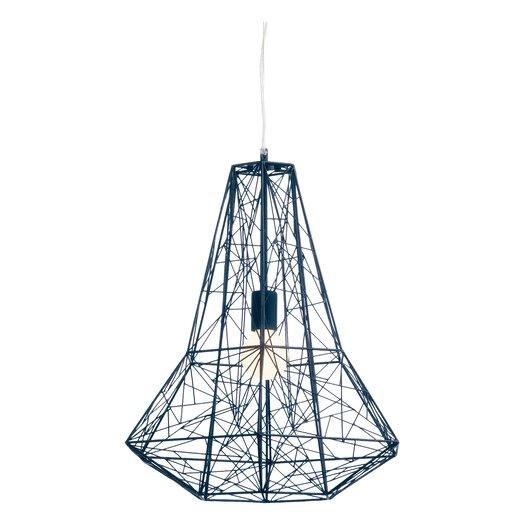 Nuevo Apollo 1 Light Geometric Pendant