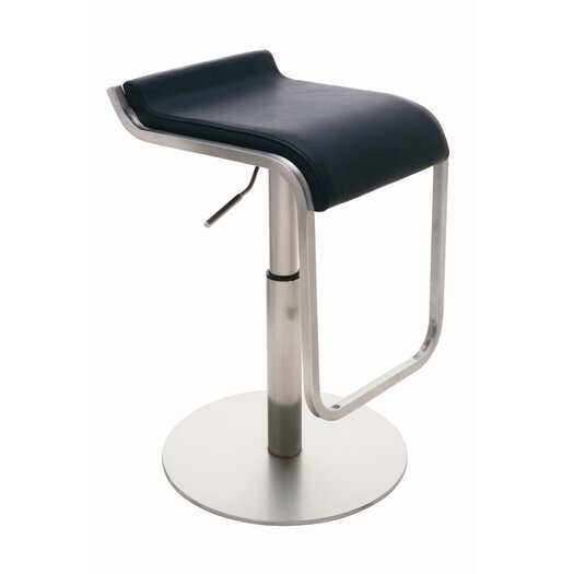 Adora Adjustable Height Bar Stool with Cushion