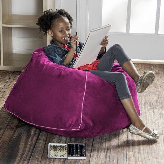 Jaxx 2.5' Kids Club Bean Bag Chair