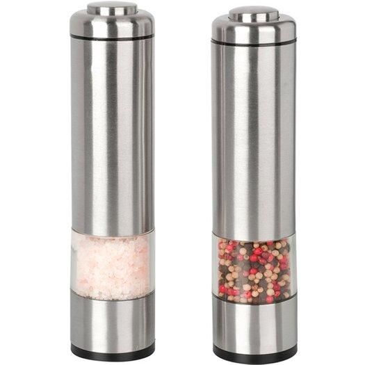 Kalorik 2 Piece Salt & Pepper Grinder Set