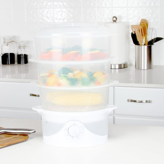 Kalorik 9.5 Qt. Food Steamer