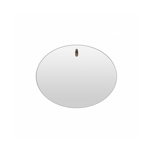 Blu Dot Hang 1 Oval Mirror