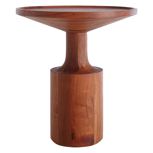 Blu Dot Turn Tall End Table