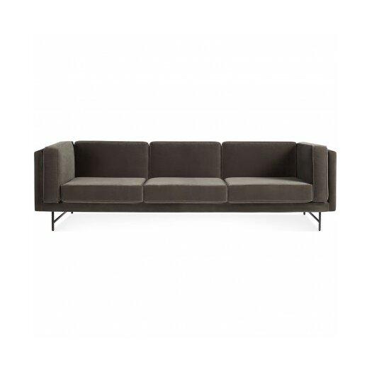 Bank Mink Velvet Sofa