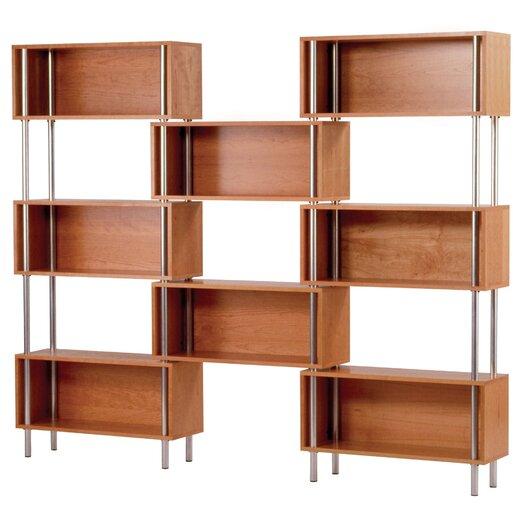 "Blu Dot 8 Box 74.5"" Cube Unit Bookcase"