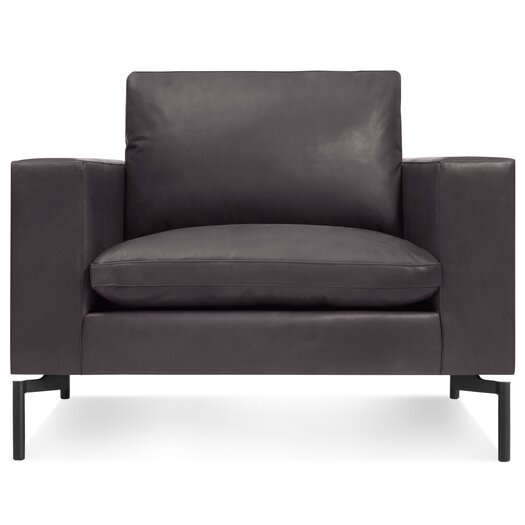 The New Standard Leather Lounge Chair