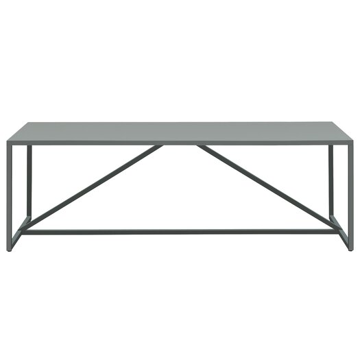 "Blu Dot Strut 74.5"" Table"