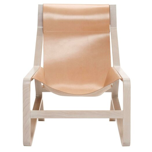 Blu Dot Toro Leather Side Chair