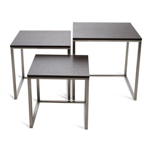 Blu Dot Minimalista 3 Piece Nesting Tables