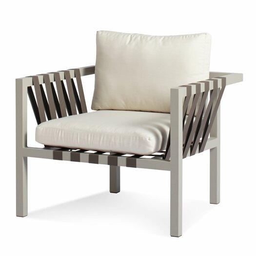 Blu Dot Wicket Smoke Lounge Chair Allmodern