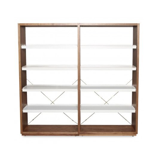 "Blu Dot D3 Add-On 66.3"" Standard Bookcase"