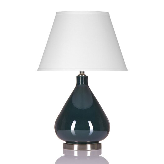 "Krush Darla 26"" H Table Lamp with Empire Shade"