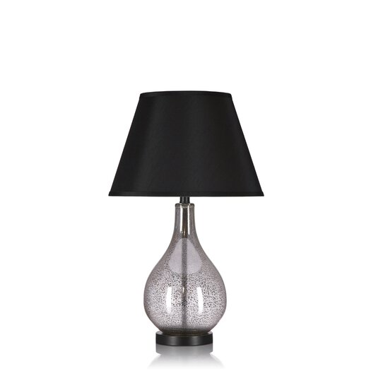 """Krush Azeen 27"""" H Table Lamp with Empire Shade"""