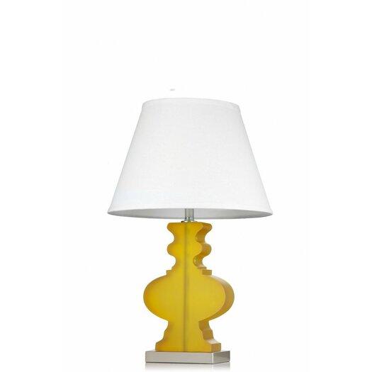 "Krush Kurve Ami 25.5"" H Table Lamp with Empire Shade"