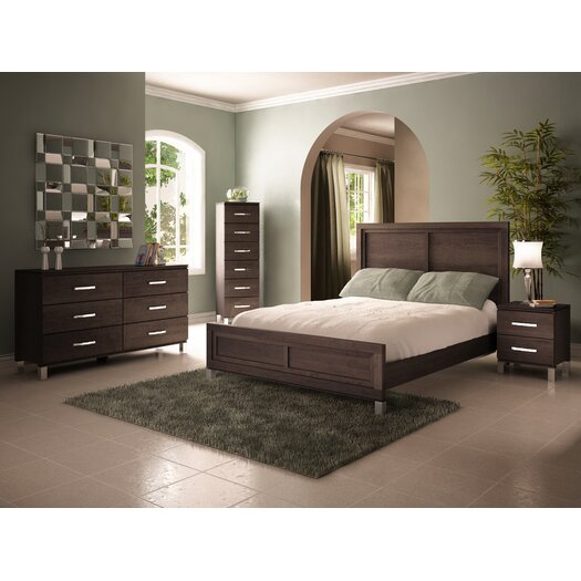 College woodwork cranbrook panel customizable bedroom set allmodern for College bedroom furniture sets