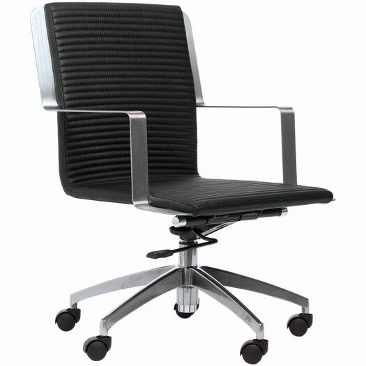 Matrix Trump Adjustable Height Swivel Office Chair