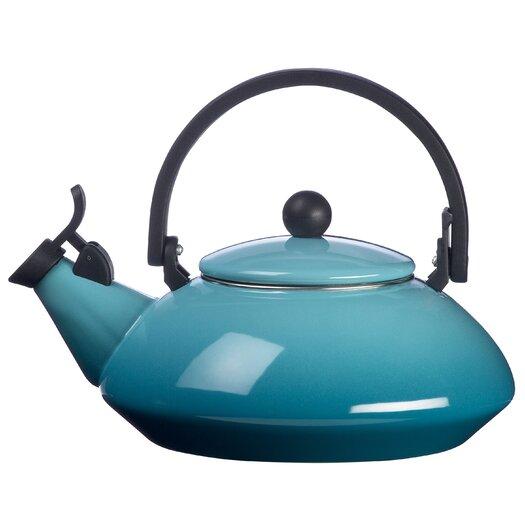 Le Creuset Enamel On Steel 1.6 Qt. Zen Tea Kettle