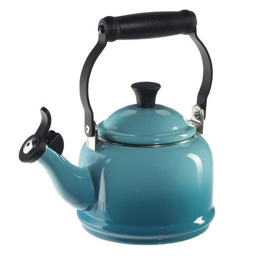 Le Creuset Enamel On Steel 1.25 Qt. Demi Tea Kettle