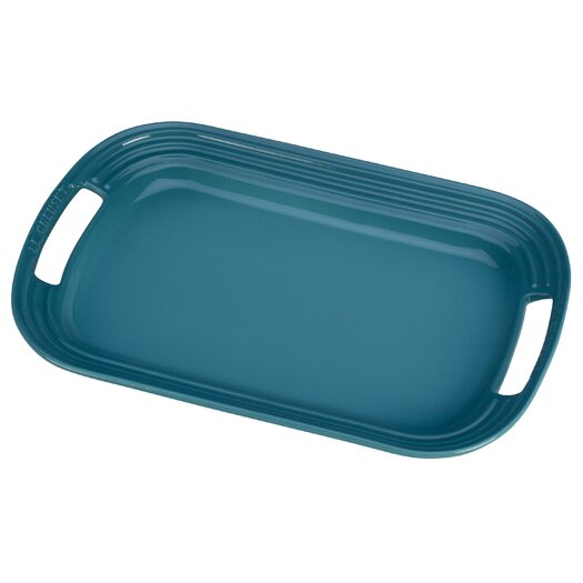 Le Creuset Stoneware Rectangular Serving Tray