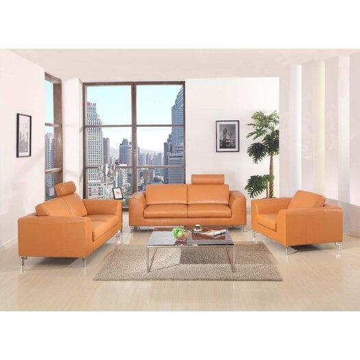 Whiteline Imports Angela Living Room Collection