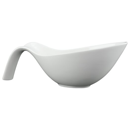 Tannex White Tie Fish Serving Bowl