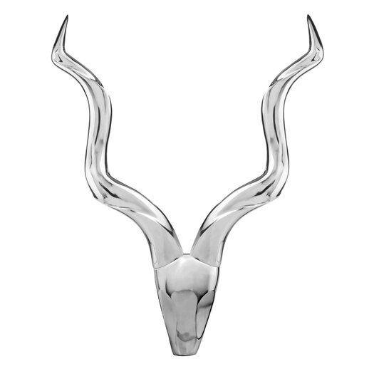 Modern Day Accents Antelope Wall Décor