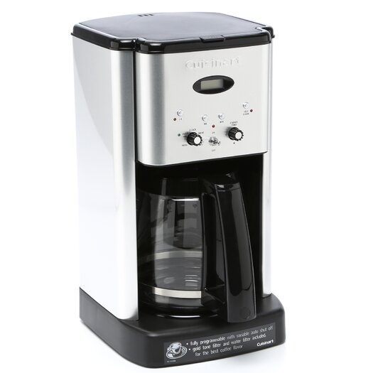 Cuisinart 3-qt. Brew Central Programmable Coffee Maker