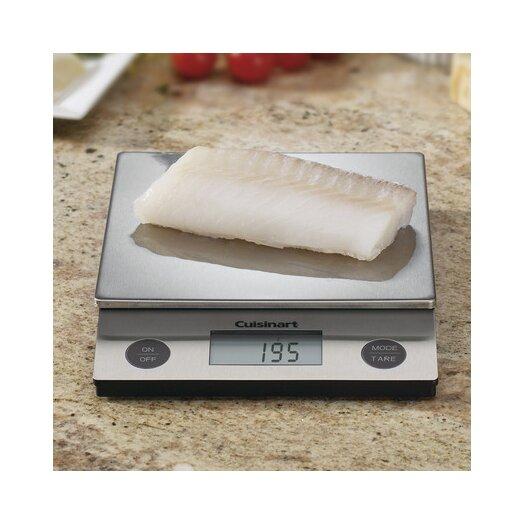 Cuisinart Deluxe Digital Kitchen Scale