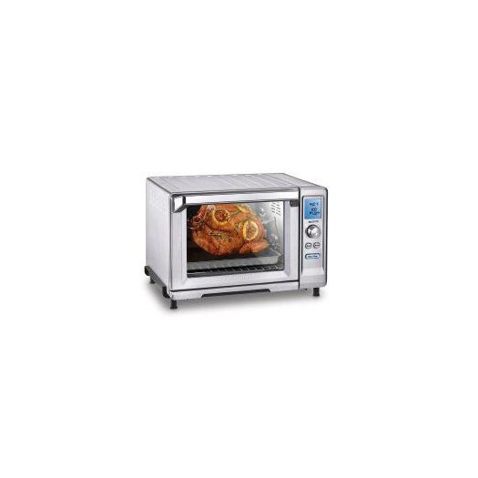 Cuisinart Rotisserie Convection Toaster Oven: Cuisinart Rotisserie 8-Cubic Foot Convection Toaster Oven