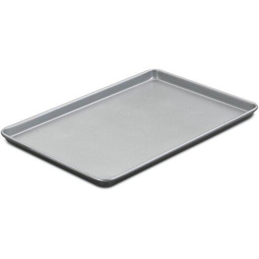 "Cuisinart Chef's Classic Nonstick Two-Tone Metal 17"" Baking Sheet"