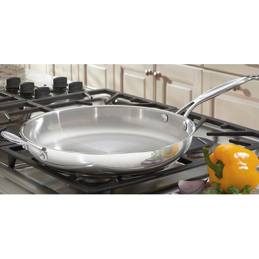 Cuisinart Chef's Classic Stainless Steel Skillet