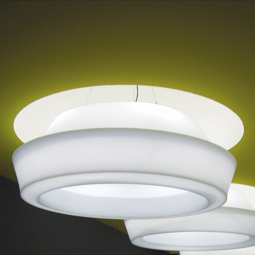 Slide Design Ufo 6 Light Drum Pendant