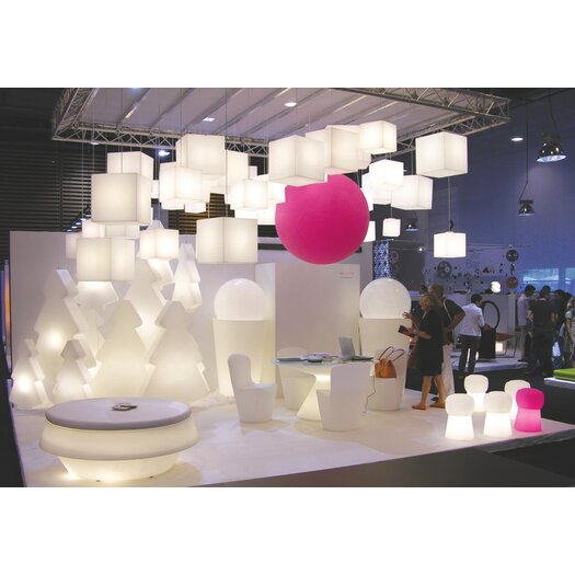 Slide Design Cubo Geoline 1 Light Mini Pendant