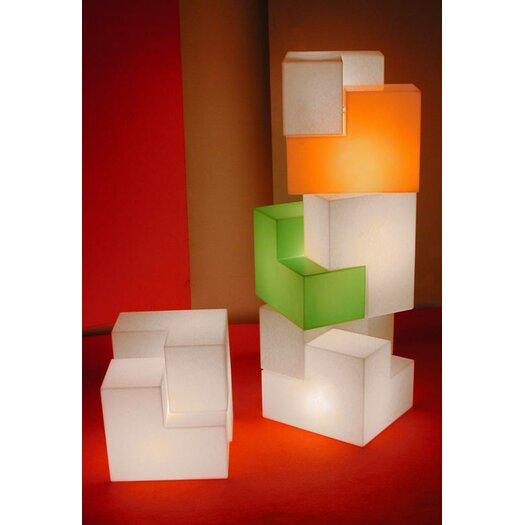 Slide Design Fit Puzzle Lamp