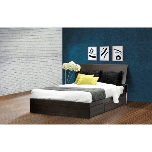 Nexera Storage Bed
