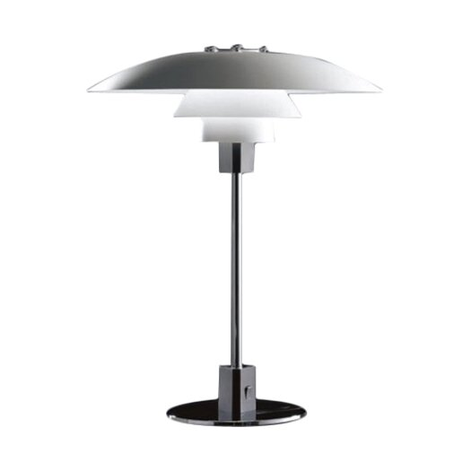 "Louis Poulsen PH 21.6"" H Table Lamp with Bowl Shade"