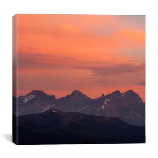"iCanvas ""Painted Morning #2"" by Dan Ballard Canvas Wall Art"