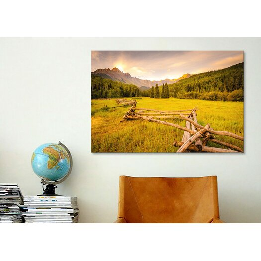 iCanvas 'New Morning' by Dan Ballard Photographic Print on Canvas