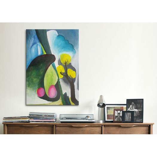 "iCanvas ""Spring"" by Georgia O'Keeffe on Canvas"