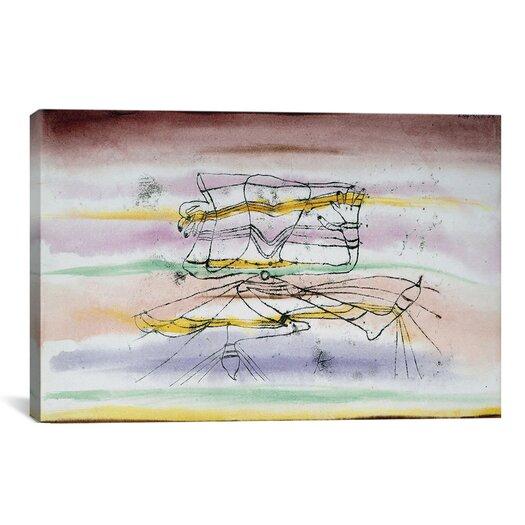 iCanvas 'Veil Dance (Schleiertanz)' by Paul Klee Graphic Art on Canvas