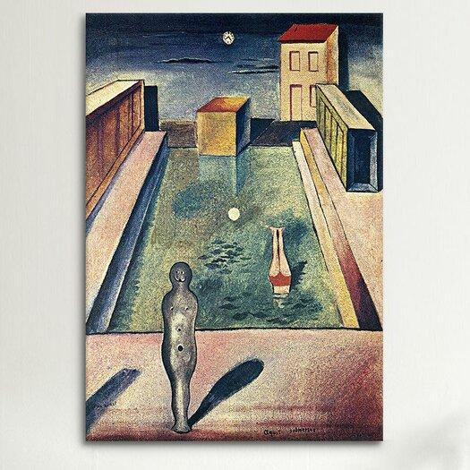 iCanvas 'Aquis Submersus' by Max Ernst Graphic Art on Canvas